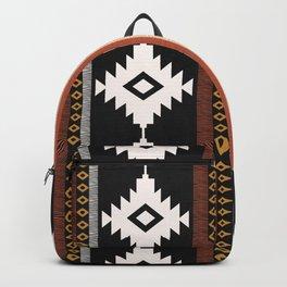 Pueblo in Sienna Backpack
