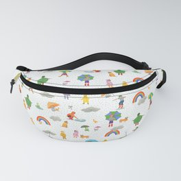 Fun on a Rainy Day Fanny Pack