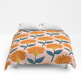 Floral_pattern Comforters