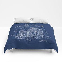 Trojan Rabbit Comforters