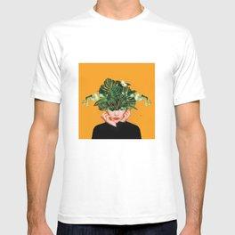Lady Flowers || T-shirt