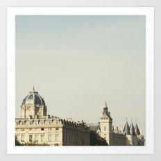 Seine - Paris Photography Art Print