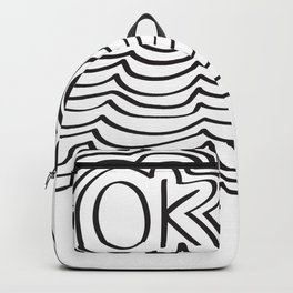 Everything Is Ok Backpack