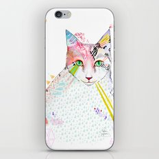 Cat / March iPhone & iPod Skin