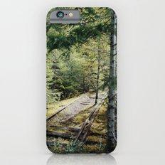 Abandoned Railroad Slim Case iPhone 6s