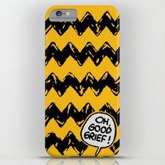 CHARLIE CHEVRON Slim Case iPhone 6 Plus
