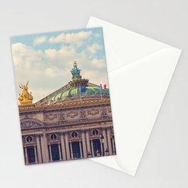 Palais Garnier Paris Opera Stationery Cards