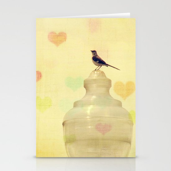 Heartsong Stationery Cards