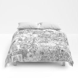 Contamination Comforters