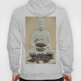 Coffee beans Buddha 3 Hoody