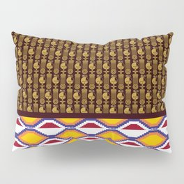 OBJ.CL Pattern Hybrid Pillow Sham