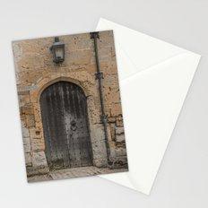 castle door... Stationery Cards