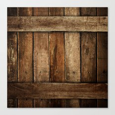 Wood Texture 20 Canvas Print
