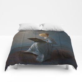 Blameless Vestal Comforters