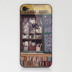Shakespeare in Paris #2 iPhone & iPod Skin