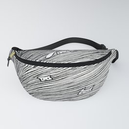 Separated Fanny Pack