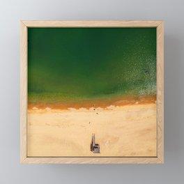 Baywatch Framed Mini Art Print