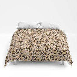 Holy Mandala Comforters