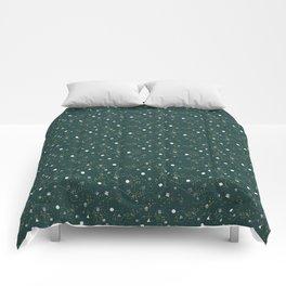 Polyhedral Dice- Secret Garden Comforters