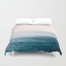 Ocean Fog Duvet Cover