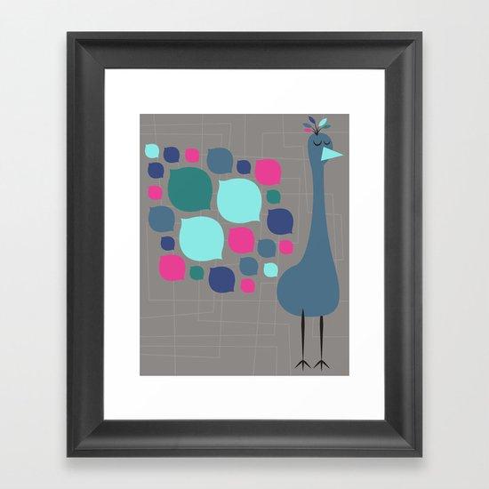 Birds of a Feather Framed Art Print