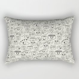 Sushi Rectangular Pillow