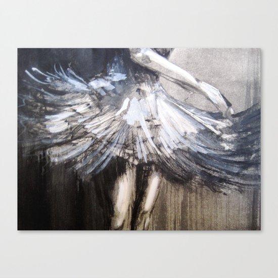 Twirl Canvas Print