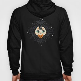 Witchy Kitty Hoody