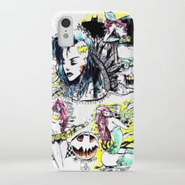 Daughters Of The Bat iPhone Case