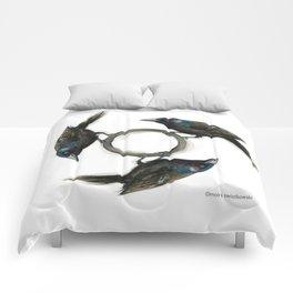 TriGrackle Comforters
