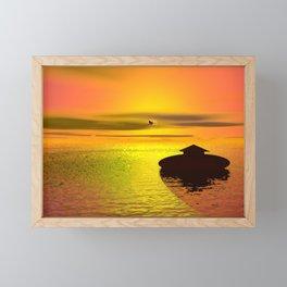 Tha Ark Framed Mini Art Print