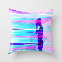 Alias Throw Pillow
