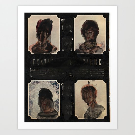 E.P. II Art Print