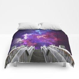 Stairway to Heaven Comforters