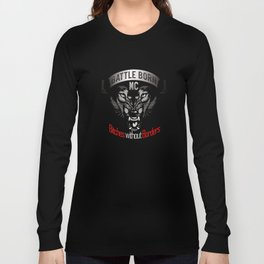 Bitches Without Borders Long Sleeve T-shirt