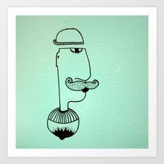 BigBigotes Art Print