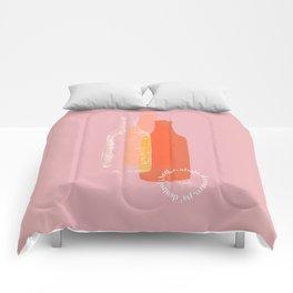 Arriba Abajo, Al Centro, Pa' Dentro Comforters