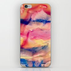Unicorn Blood and Melted Popsicles iPhone & iPod Skin