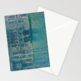 Claude Monet Palazzo da Mula, Venice 1908 Stationery Cards