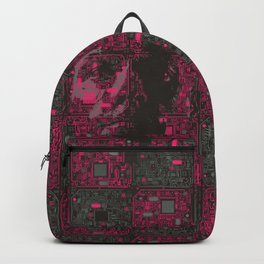 Ghost In The Machine Backpack