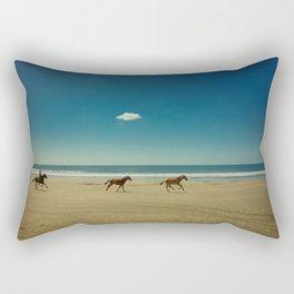 Nicaraguan Gallop Rectangular Pillow