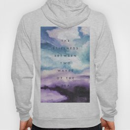 Stillness [Collaboration with Jacqueline Maldonado] Hoody