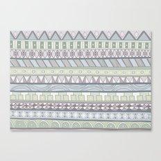 Simple Pattern Canvas Print