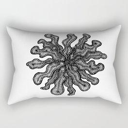 Sea Creature Rectangular Pillow