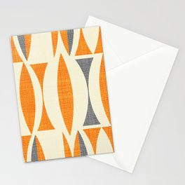 Seventies  orange Stationery Cards