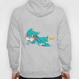 Bull dog crazy and farter Hoody