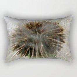 The Seed Maker Rectangular Pillow