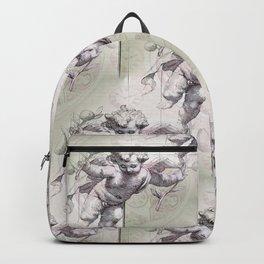 Cherubs & Clockwork Hearts Backpack