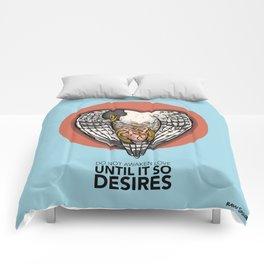 Before it so desires Comforters