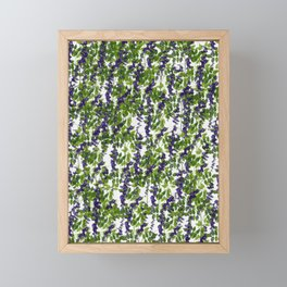 Italian terrace Framed Mini Art Print